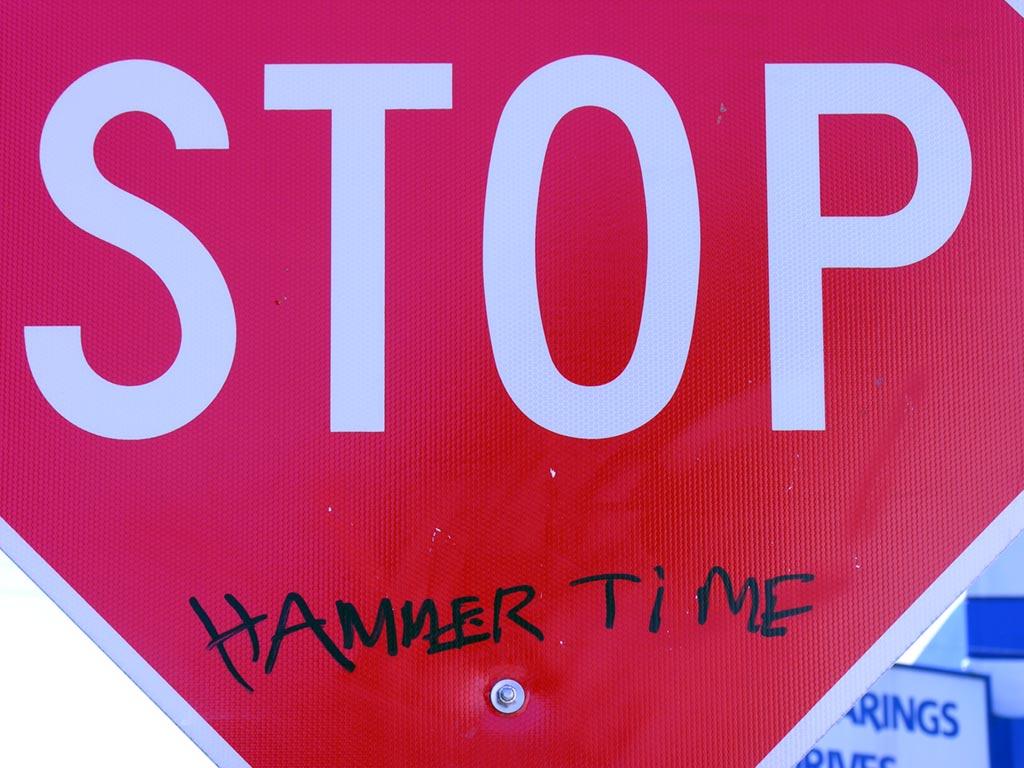 Stop Hammertime