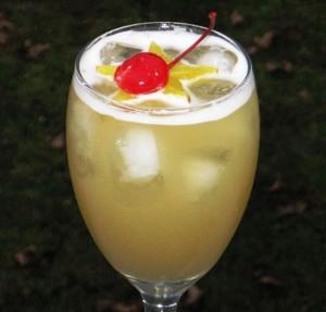 the leg spreader drink