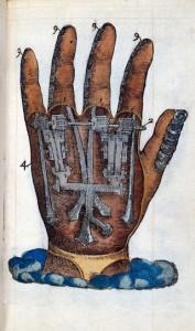 15th Century Hand Prosthetic