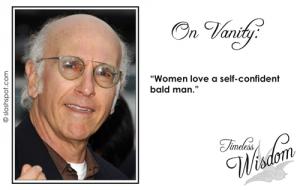Larry David on Vanity