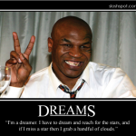 Mike Tyson on Dreams