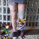 Lego Leg