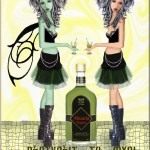 Absinthe Poster - Pretvorit Ta Mysi