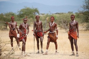 Maasai Rite of Passage