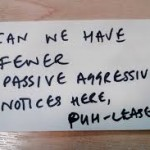 fewer-passive-aggressive