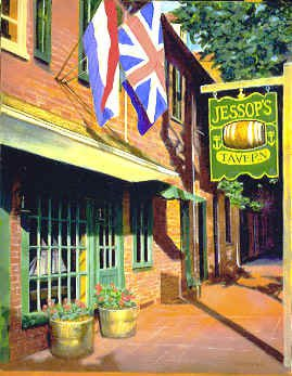 Jessops Tavern Oldest Bars in US