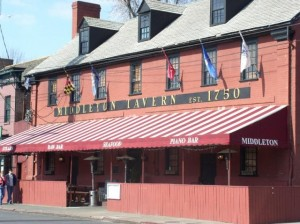 Middleton Tavern Oldest Bars in US