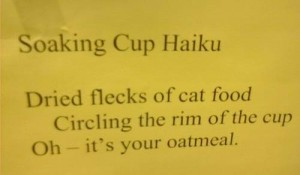 passive-aggressive-soaking-cup-haiku