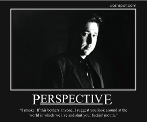 Bill Hicks on Perspective