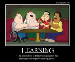 Peter Griffin on Learning
