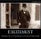 Winston Churchill on Excitement