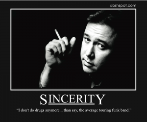 Bill Hicks on Sincerity