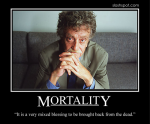 Kurt Vonnegut on Mortality