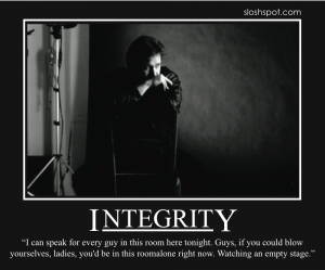 Bill Hicks on Integrity