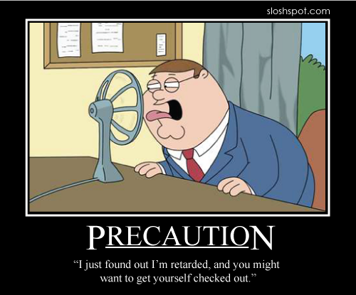 Family Guy's Peter Griffin Motivational Posters and ...