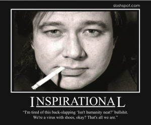 Bill Hicks on Being Inspirational