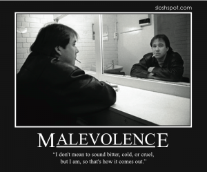 Bill Hicks on Being Malevolence