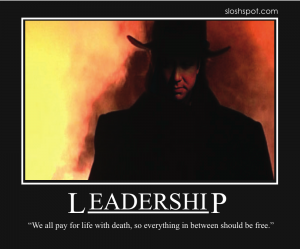 Bill Hicks on Leadership