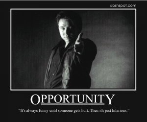 Bill Hicks on Opportunity
