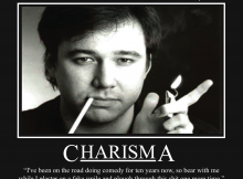 Bill Hicks on Charisma