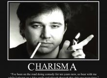 Bill Hicks on Charisma