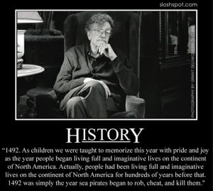 Kurt Vonnegut on History