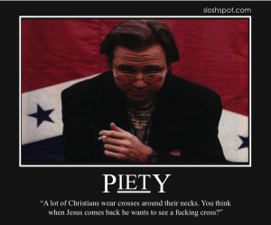 Bill Hicks on Piety