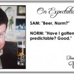 Norm Peterson on Expectations