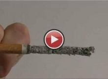The Ash-less Cigarette