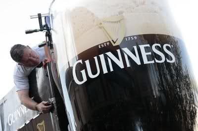 Largest Guinness