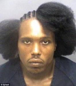 Amazing Mugshots of Normal People - Cornrows Gone Bad
