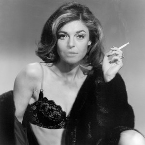 Fictional Characters We'd Love To Drink a Beer With - Mrs. Robinson