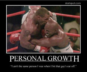 Mike Tyson on Personal Growth
