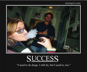 Mitch Hedberg on Success