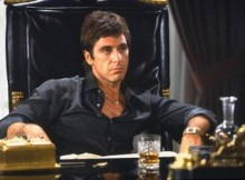 Fictional Characters We'd Love To Drink a Beer With - Tony Montana