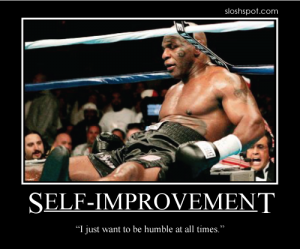 Mike Tyson on Self-Improvement