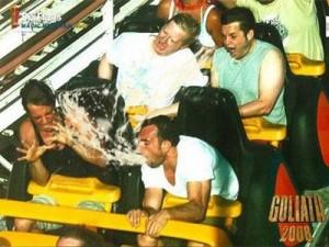 Go to an Amusement Park