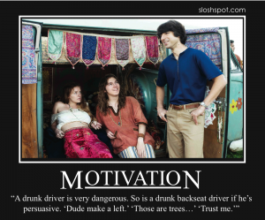 Demetri Martin on Motivation
