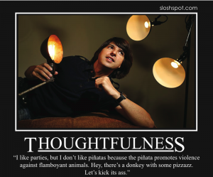 Demetri Martin on Thoughtfulness