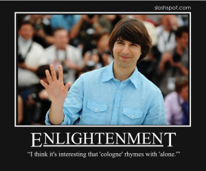 Demetri Martin on Enlightenment