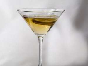 The James Bond Martini