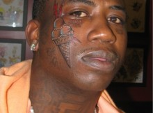 Rappers With The Worst Tattoos - Gucci Mane