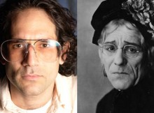 Lon Chaney vs. Dov Charney - With Eyeglasses