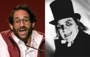 Lon Chaney vs. Dov Charney - Laughing