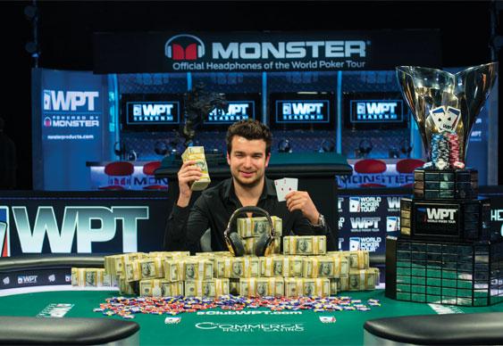 Source: World Poker Tour