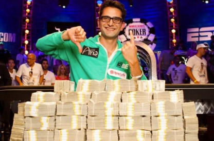 Antonio Esfandiari Big One