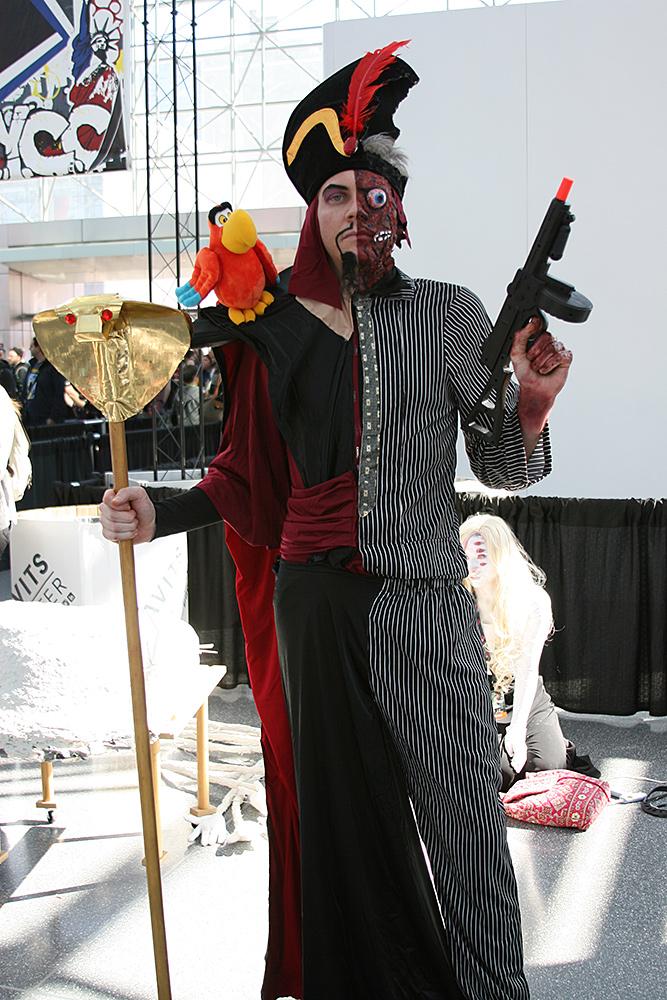 Jafar cosplay costume