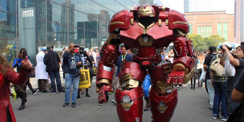 hulkbuster cosplay costume