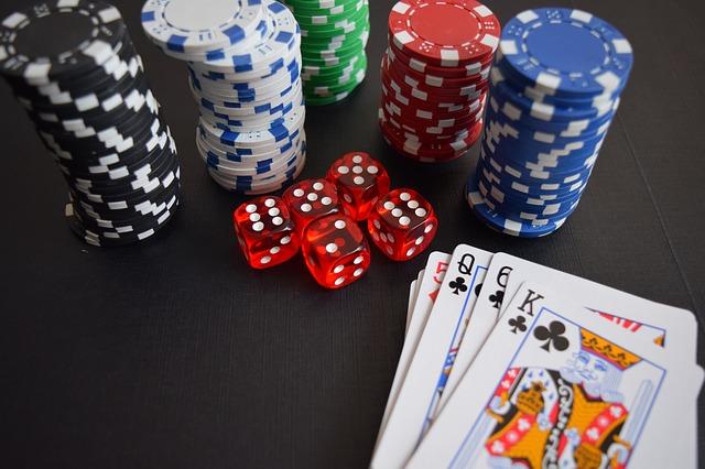 playing casino