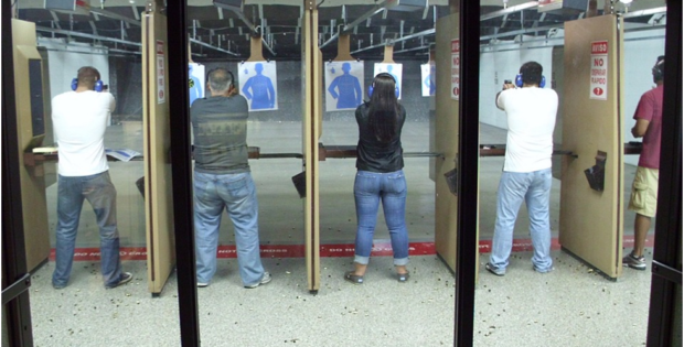 Target Shooting skills